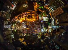 Festival Lula Livre leva 80 mil pessoas à praça da República, em São Paulo