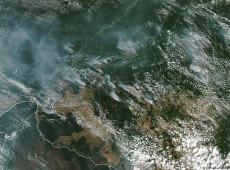 Fumaça de incêndios na Amazônia chega ao Peru