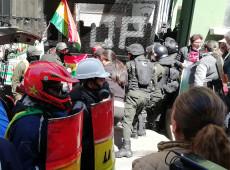 O que está acontecendo na Bolívia?