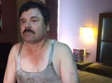 Seis meses após fuga, presidente mexicano anuncia prisão de traficante 'El Chapo' Guzmán
