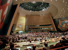 Nações Unidas aprovam pacto global sobre refugiados