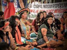 Lideranças do Xingu repudiam intenção de Bolsonaro de levar indígena à Assembleia Geral da ONU