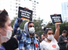 Acordo com Mercosul é 'pouco provável' enquanto Amazônia queimar, diz UE