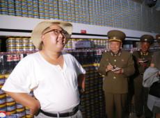 Fotos: Kim Jong-un visita fábrica de conservas na Coreia do Norte