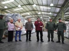 Venezuela: Programa alimentar pretende chegar a 20 milhões de atendidos