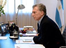 Intelectuais argentinos exigem que Macri assuma responsabilidade por crise econômica