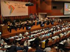 Em reunião do Foro de São Paulo em Havana, esquerda latino-americana aposta na unidade