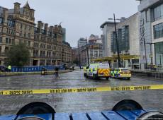 Homem esfaqueia 5 pessoas em Manchester