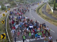 México facilitará pedidos de refúgio a integrantes de caravana