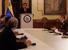 Líderes internacionais condenam atentado contra Maduro e oferecem apoio a líder venezuelano