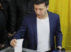 Ucranianos voltam às urnas para eleger novo presidente