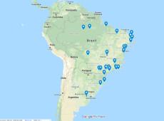 Relatos de violência com motivação política se espalham pelo país; veja mapa e informe seu caso aqui