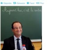 Agência de notícias se arrepende por ter censurado imagem de Hollande