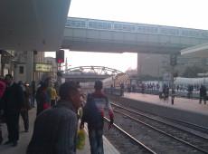 Acidente em estação ferroviária mata mais de 20 no Egito