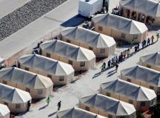 EUA reúnem crianças imigrantes com familiares