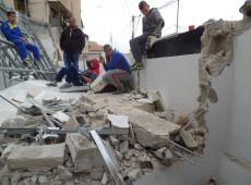 Microfísica da politica colonial de Israel: as demolições