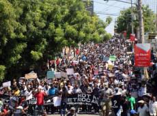 A crise no Haiti: ponto de bifurcação e não de retorno