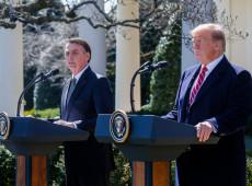 Trump diz que pretende nomear Brasil como possível 'aliado da Otan'