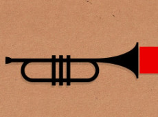 Charge do Carvall: trompetistas do Brasil, uni-vos