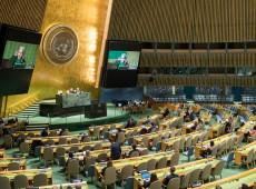 ONU volta a discutir suspensão do bloqueio norte-americano contra Cuba