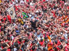 Lula: Tenho certeza que a esquerda vai derrotar a ultradireita