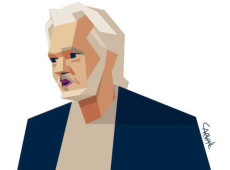 Charge do Carvall: Assange livre já!