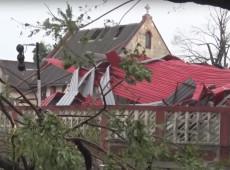 Passagem do ciclone Idai destrói 90% de cidade em Moçambique, e ONU fala em mais vítimas