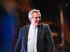 Fernández: 'Pacote de Macri é o Pai Nosso que ateus rezam antes de morrer'