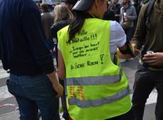 França: coletes amarelos voltam às ruas, e protestos são marcados por violência em Nantes