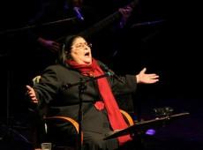 Documentário sobre Mercedes Sosa retrata defesa da cantora por unidade da América Latina