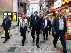 Sem prioridades definidas para reunião de cúpula, Bolsonaro chega ao G20 e critica Alemanha