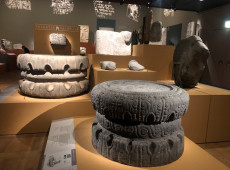 Louvre exibe vestígios restaurados de impérios esquecidos