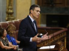 Em 1ª votação, Parlamento da Espanha rejeita investidura de Pedro Sánchez como chefe de Governo