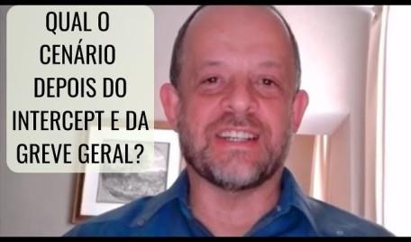 #AOVIVO -  20 Minutos Nacional: Qual o cenário depois do Intercept e da greve geral?
