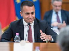 Líder do Movimento 5 Estrelas ameaça romper coalizão de governo na Itália