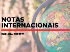 Notas internacionais: Argentina elege novo presidente