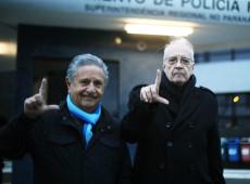 'Dignidade não se negocia', afirma ex-presidente da Argentina Eduardo Duhalde em visita a Lula