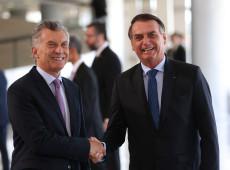 Macri e Bolsonaro não reconhecem o resultado das eleições venezuelanas