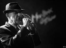 Morre Leonard Cohen, um visionário da música