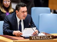Bloqueio dos EUA é violação contra Cuba, afirma embaixador da Venezuela na ONU