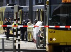 Ataque a tiros deixa um morto e vários feridos em Utrecht