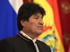 Morales diz que existe mandado de prisão ilegal para detê-lo