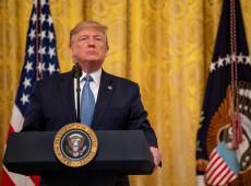 Contra imigração, Trump anuncia que vai limitar concessão de refúgio