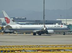 Aéreas chinesas cobram indenizações da Boeing pelo 737 MAX 8