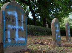 Crimes antissemitas crescem 20% na Alemanha