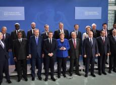Conferência em Berlim reúne líderes mundiais para discutir cessar-fogo na Líbia