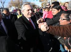 Favorito à presidência da Argentina, Alberto Fernández visitará Lula em Curitiba, diz jornal