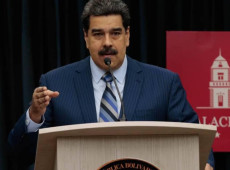 Maduro diz que Estados Unidos lideram complô para assassiná-lo