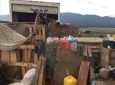EUA: polícia encontra cativeiro com 11 crianças no Novo México
