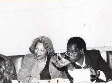 Literatura e resistência: O almoço de Toni Morrison com escritores negros em São Paulo